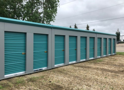 Self-Storage Units in Prince George